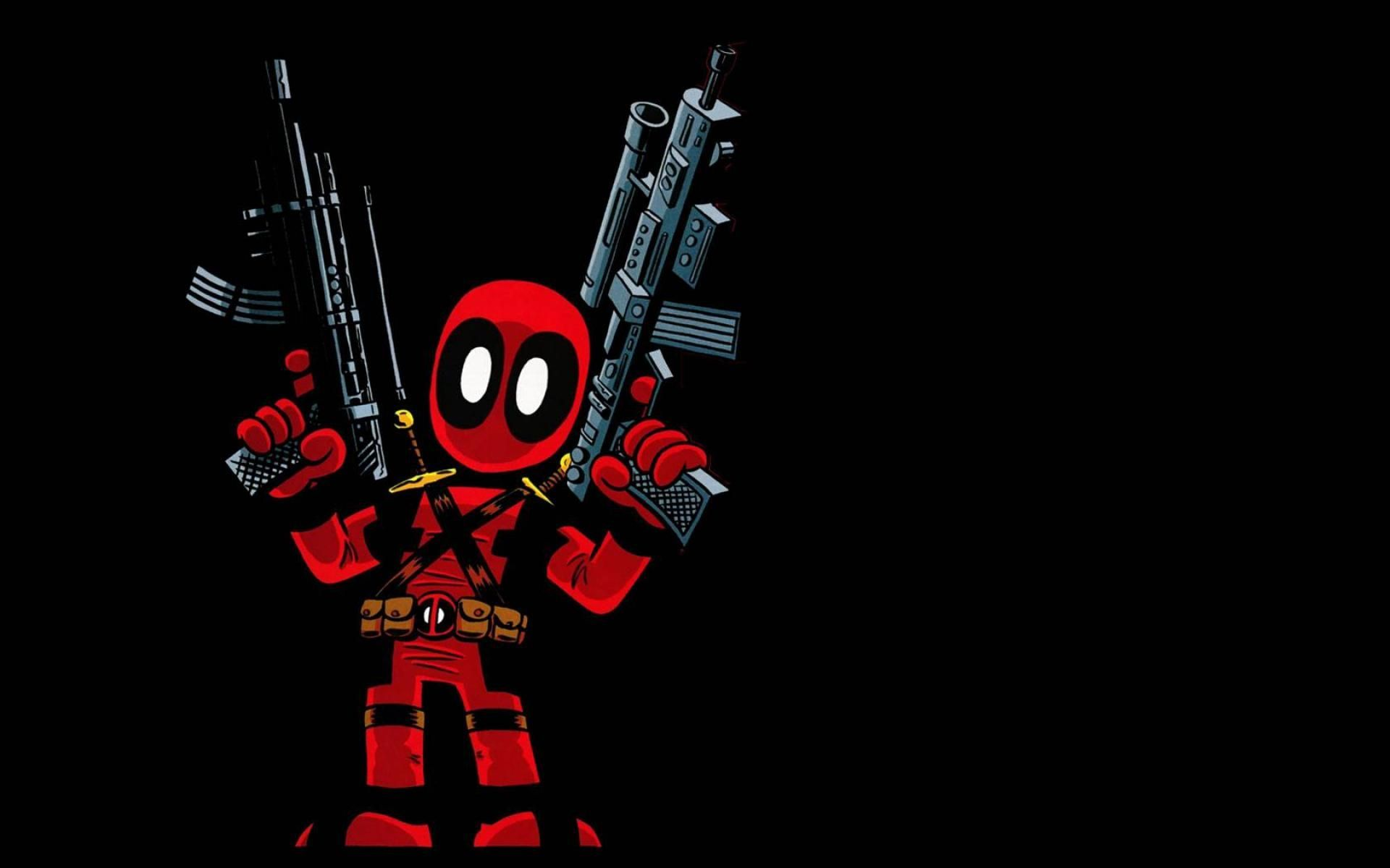Awesome Deadpool Wallpapers On Wallpaperdog
