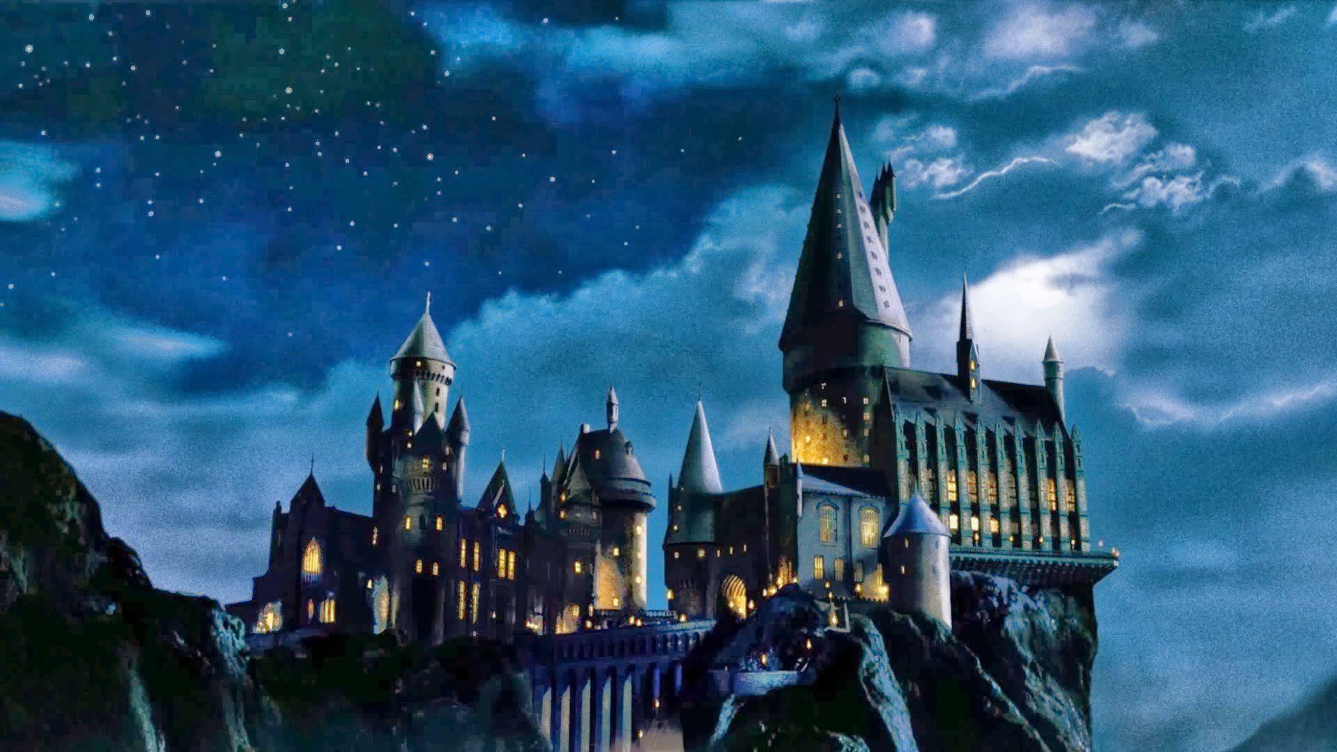 Hogwarts Castle Computer Wallpapers On Wallpaperdog