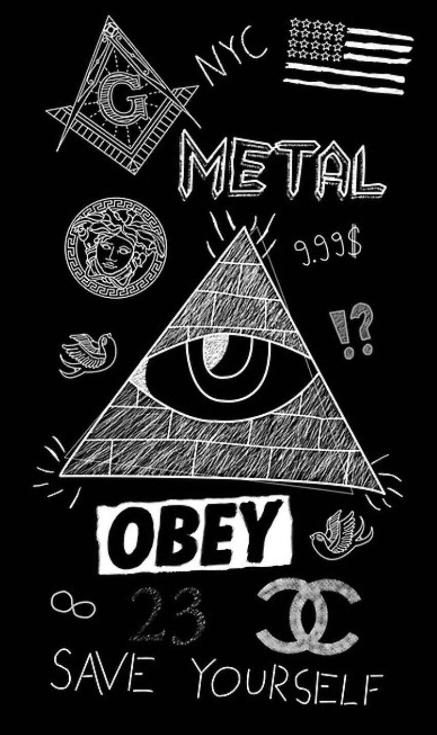 Illuminati Phone Wallpapers on WallpaperDog