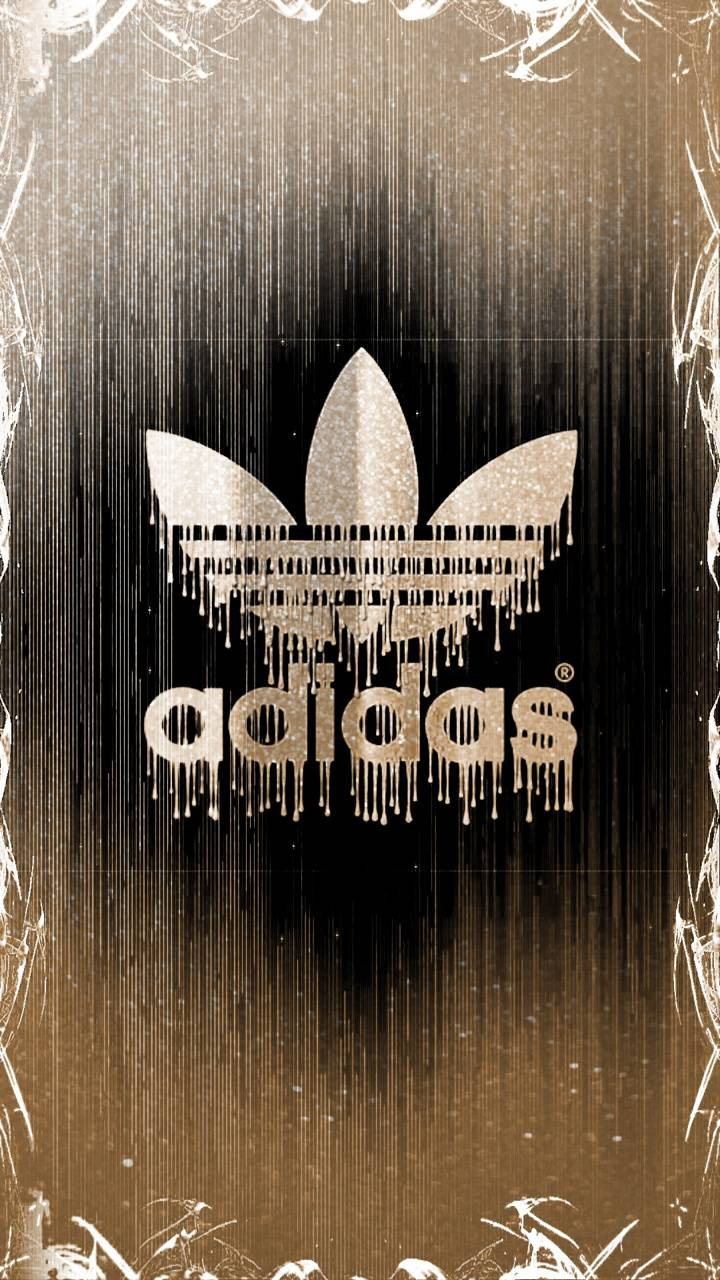 Gold Adidas Wallpapers On Wallpaperdog