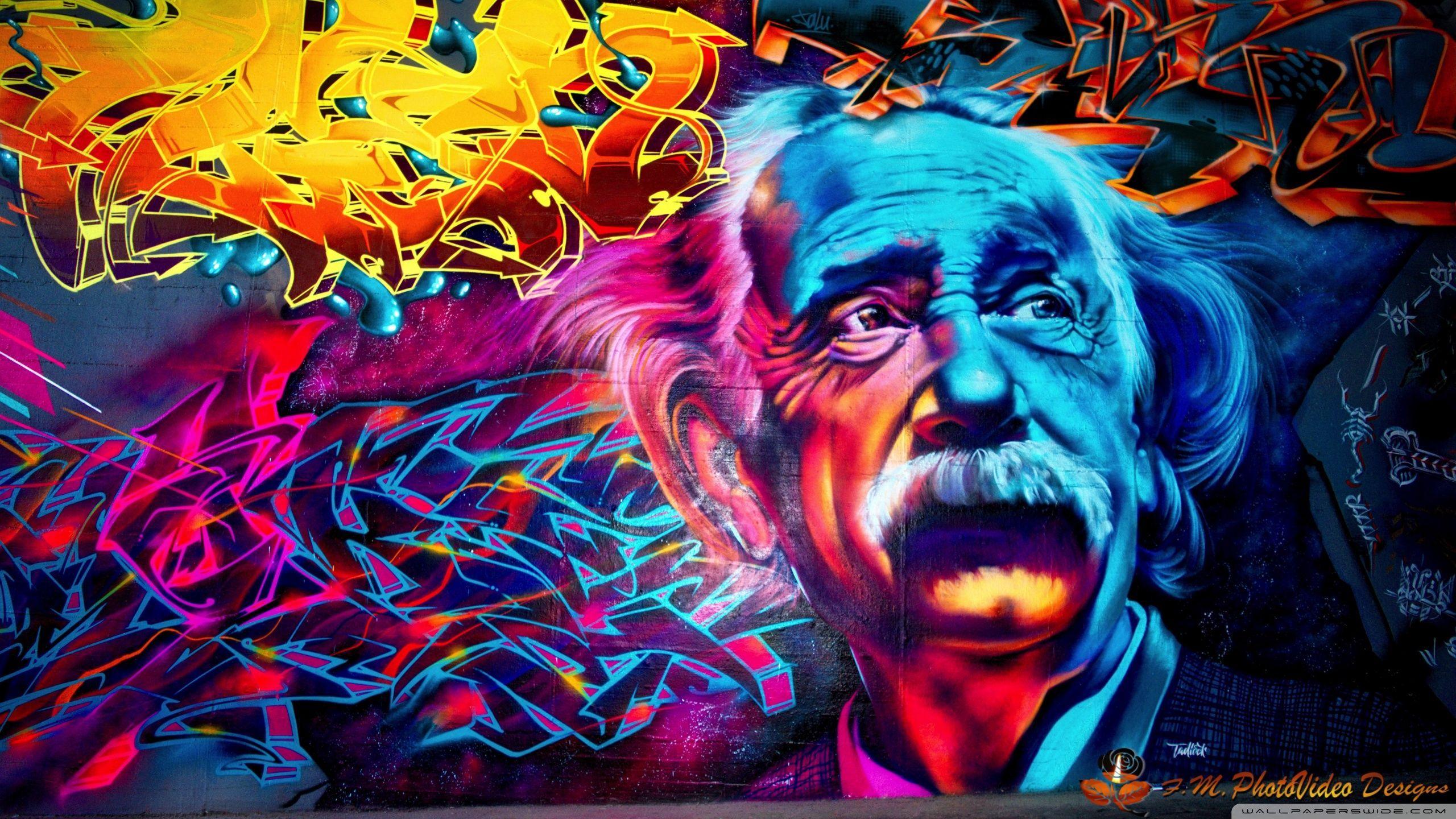 Urban Graffiti Art Wallpapers On Wallpaperdog