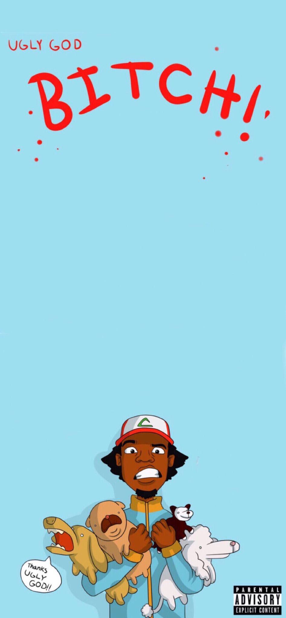 Cartoon Rapper Wallpapers On Wallpaperdog