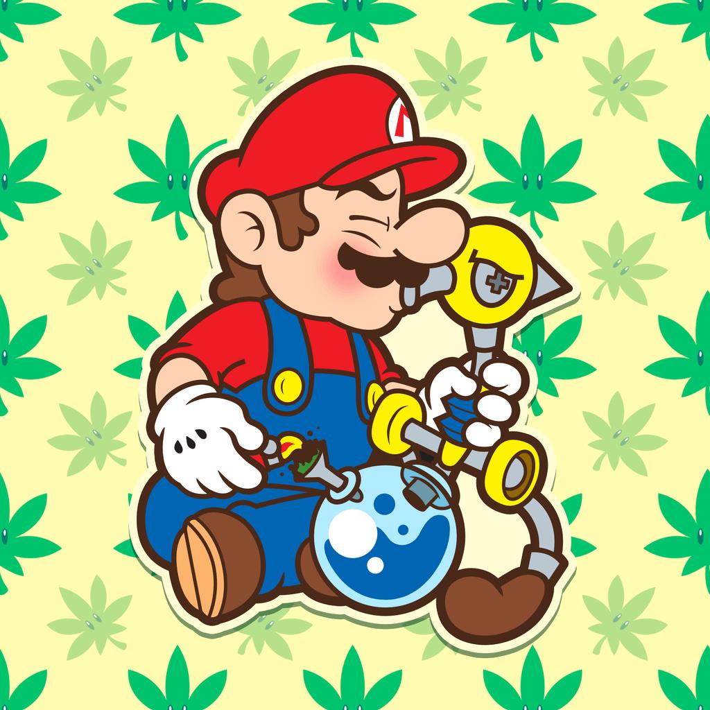 Cartoons Smoking Weed Wallpapers On Wallpaperdog