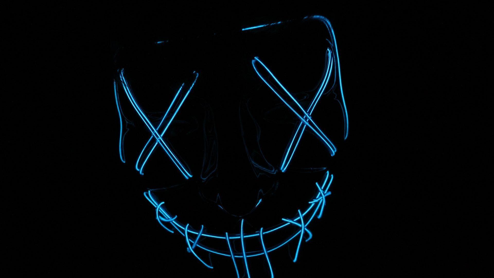 Black Neon Wallpapers On Wallpaperdog