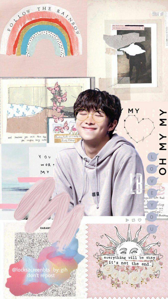 Cute BTS Namjoon Wallpapers on WallpaperDog