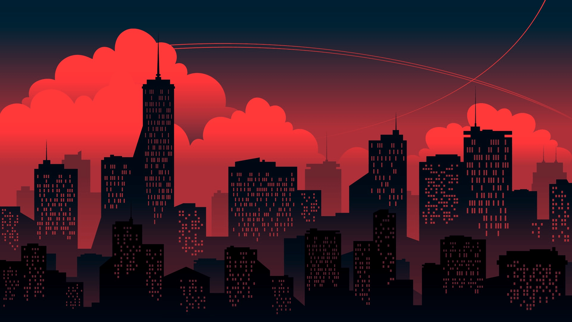 Flat City Wallpapers on WallpaperDog