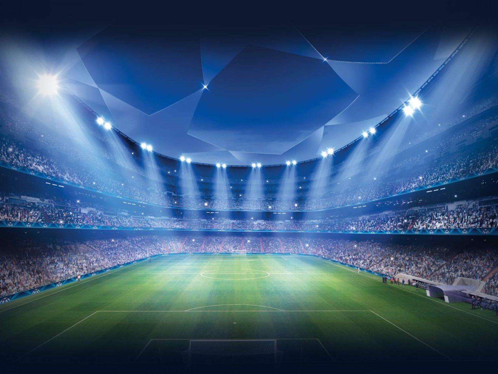 Champions League Stadium Wallpapers On Wallpaperdog
