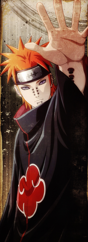 Naruto Pain Wallpapers On Wallpaperdog