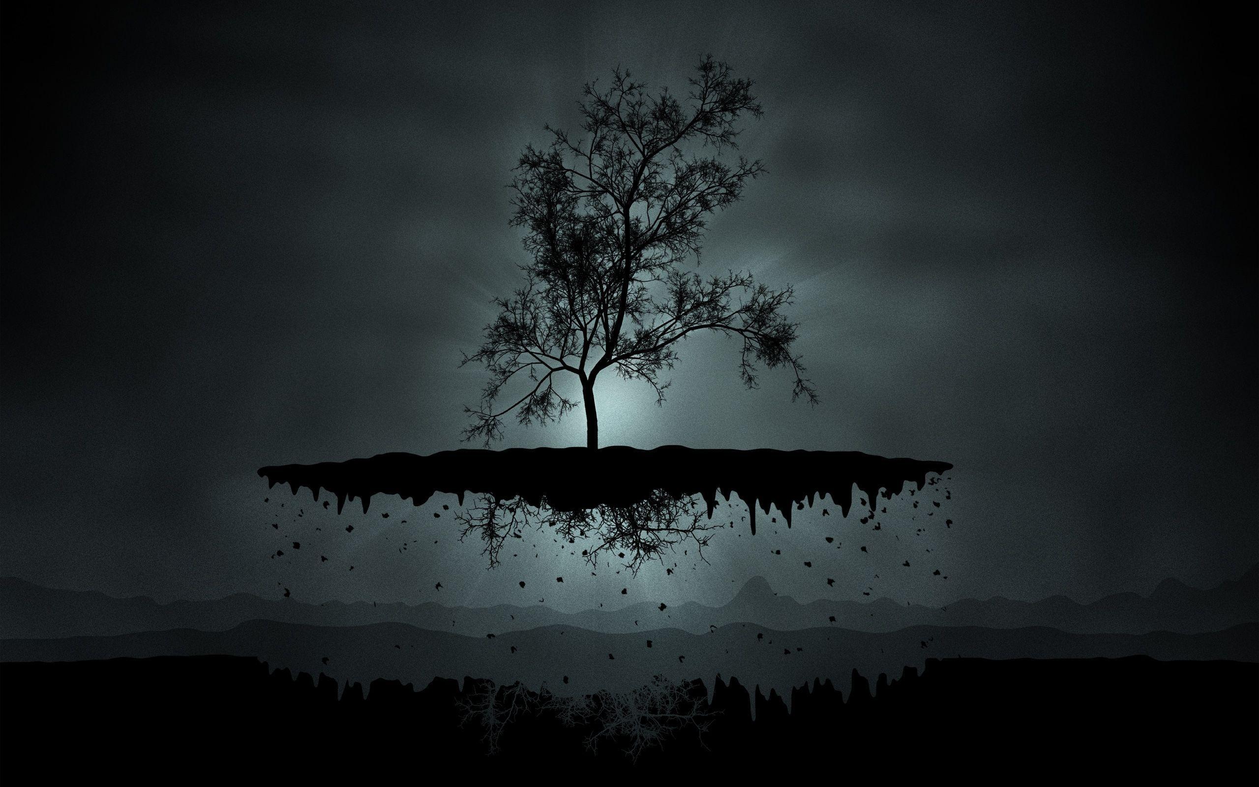 Dark Gothic Wallpaper Hd