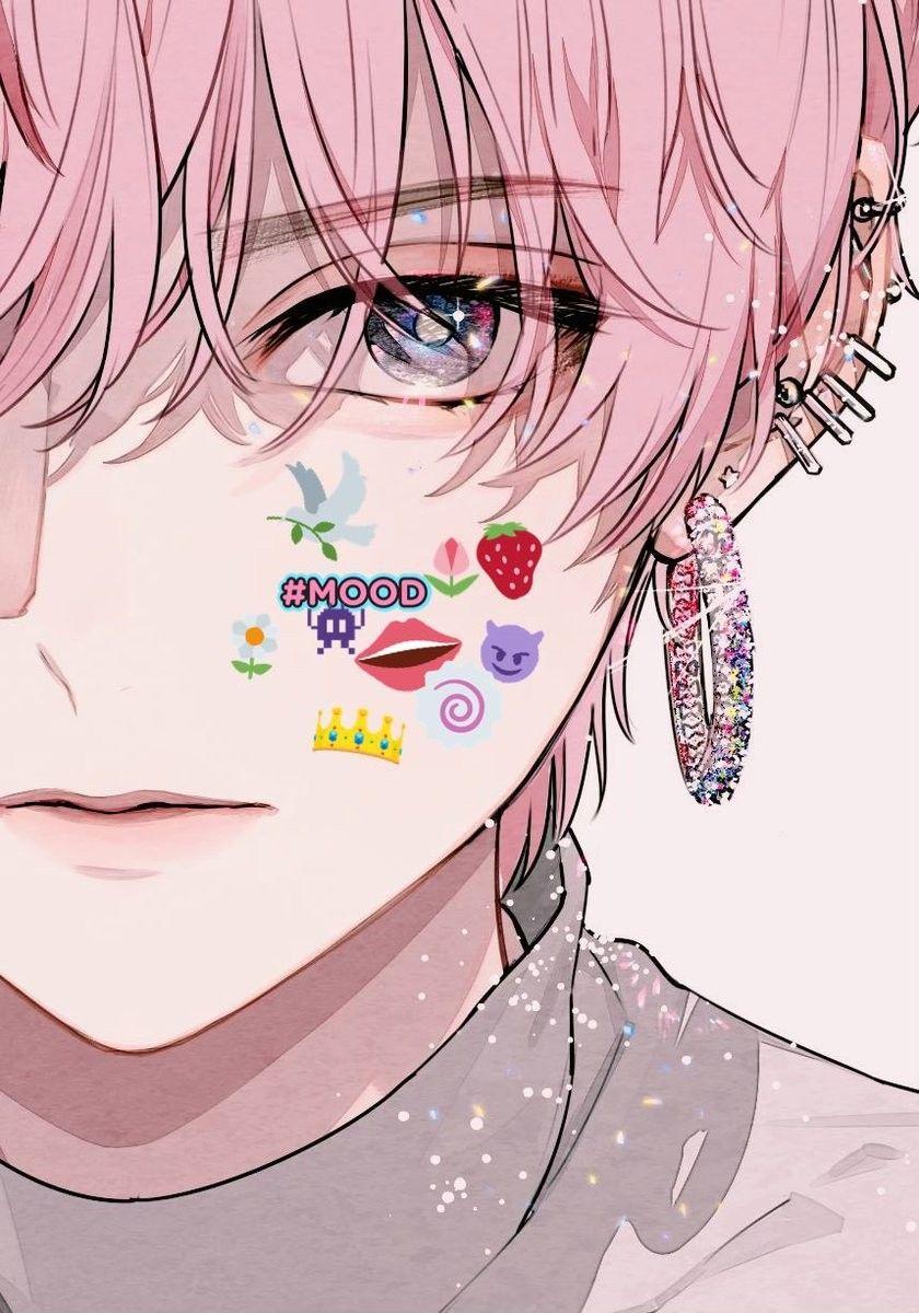 Aesthetic Anime Boy Wallpapers on WallpaperDog