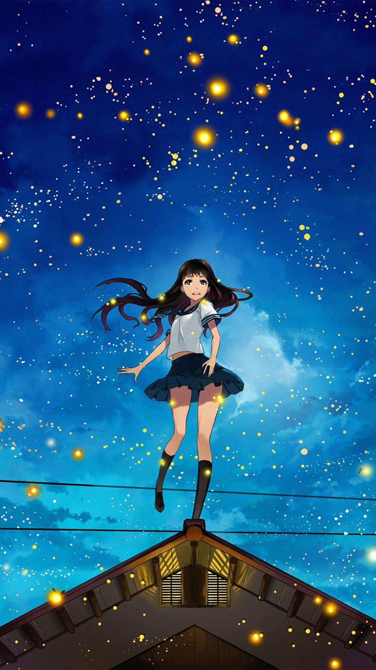 Aesthetic Anime Girl Wallpapers On Wallpaperdog