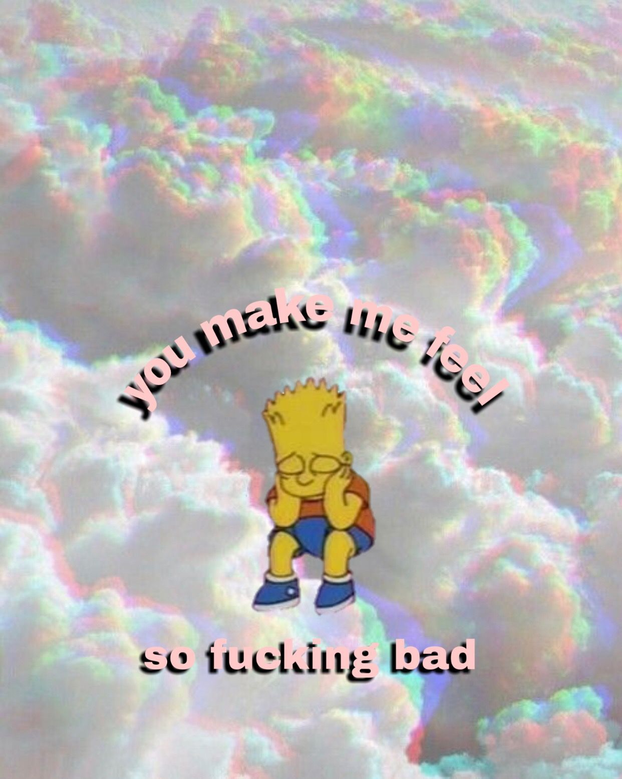 Sad Simpsons Wallpapers On Wallpaperdog