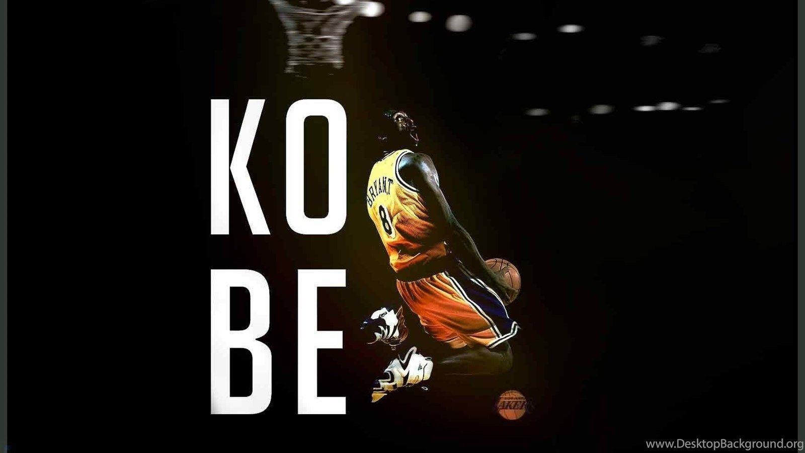 Black Mamba Kobe Wallpapers On Wallpaperdog