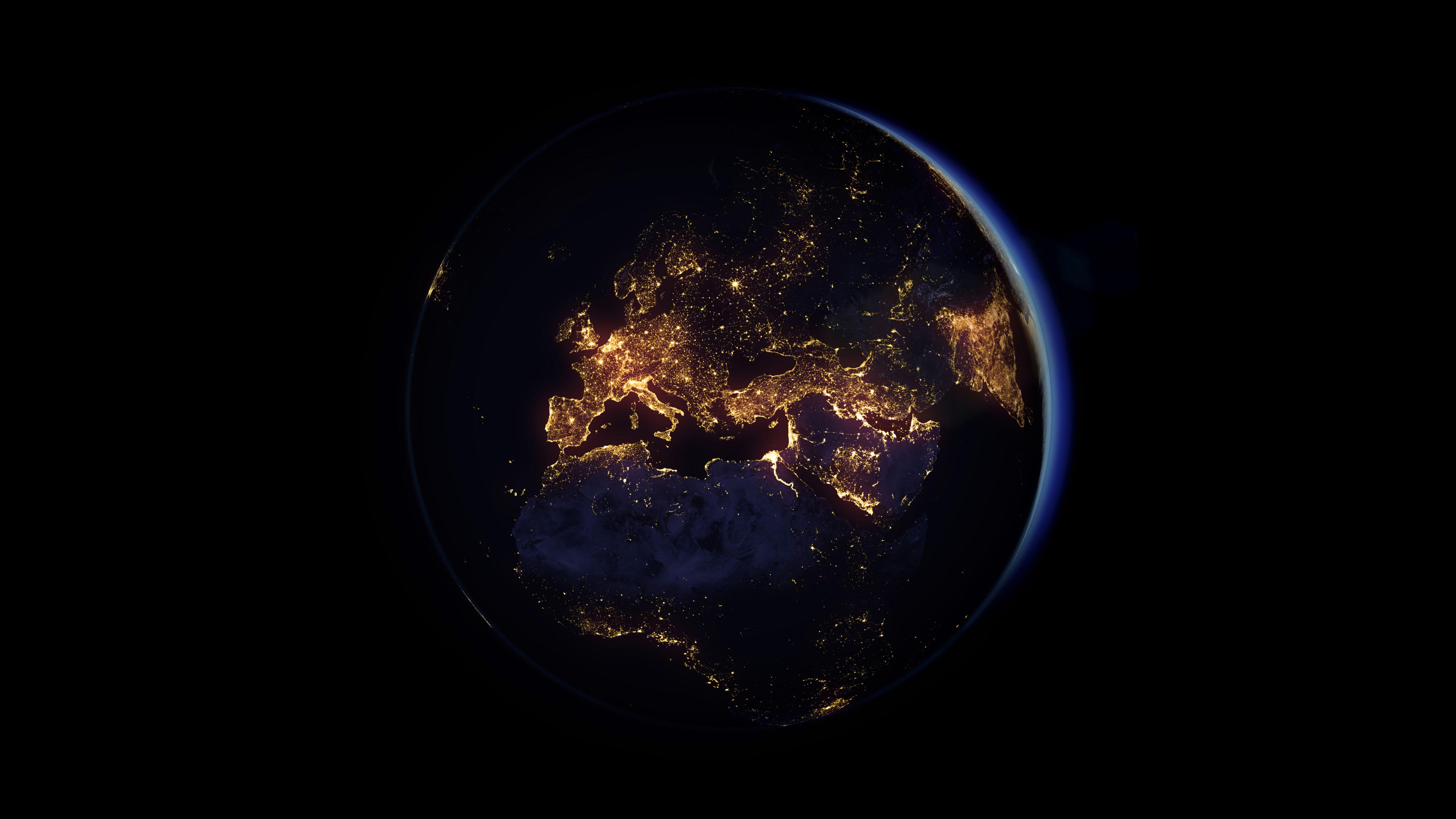 4k Earth Wallpapers On Wallpaperdog