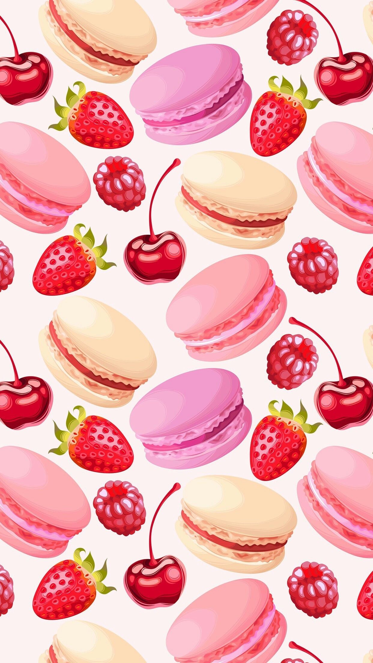 Strawberry Aesthetic Wallpapers On Wallpaperdog
