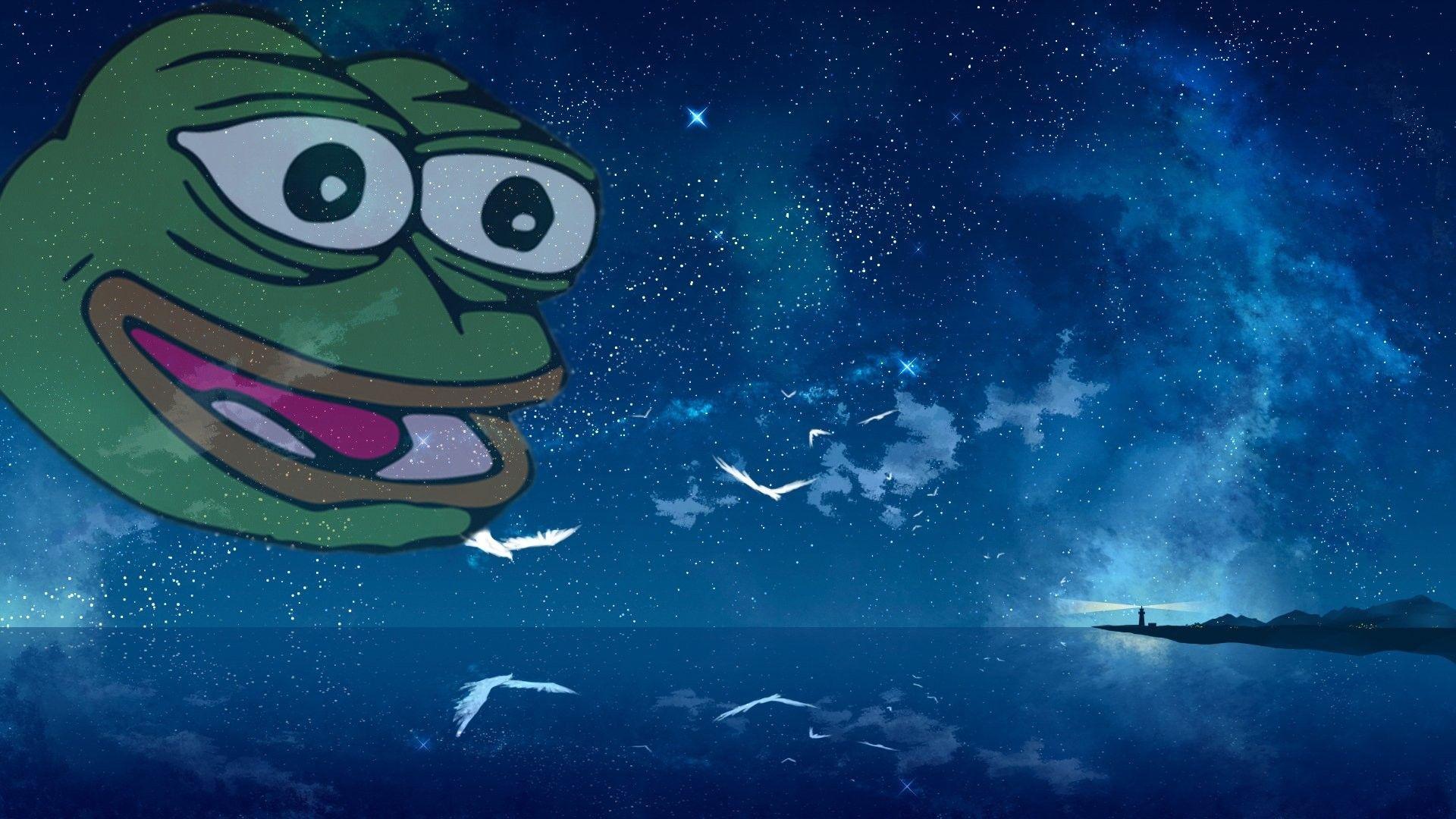 Pepe Wallpapers on WallpaperDog
