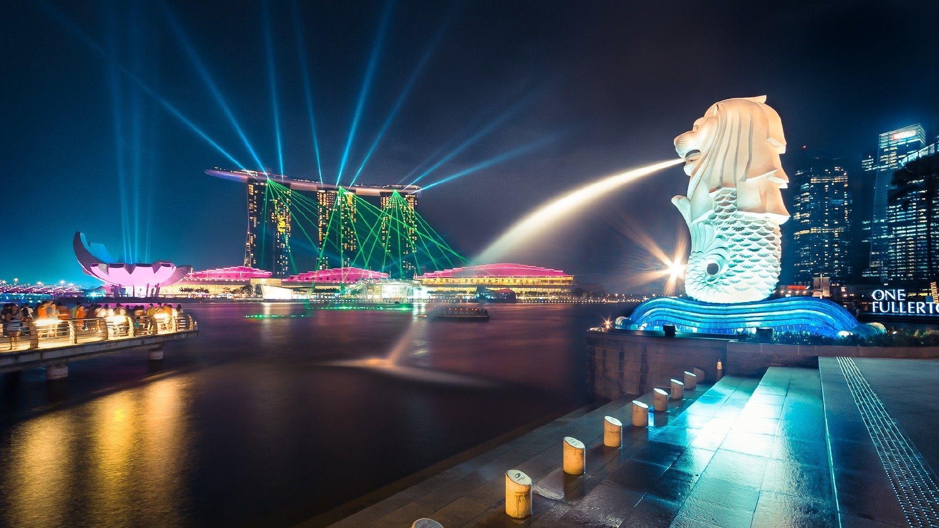 Singapore HD Wallpapers on WallpaperDog