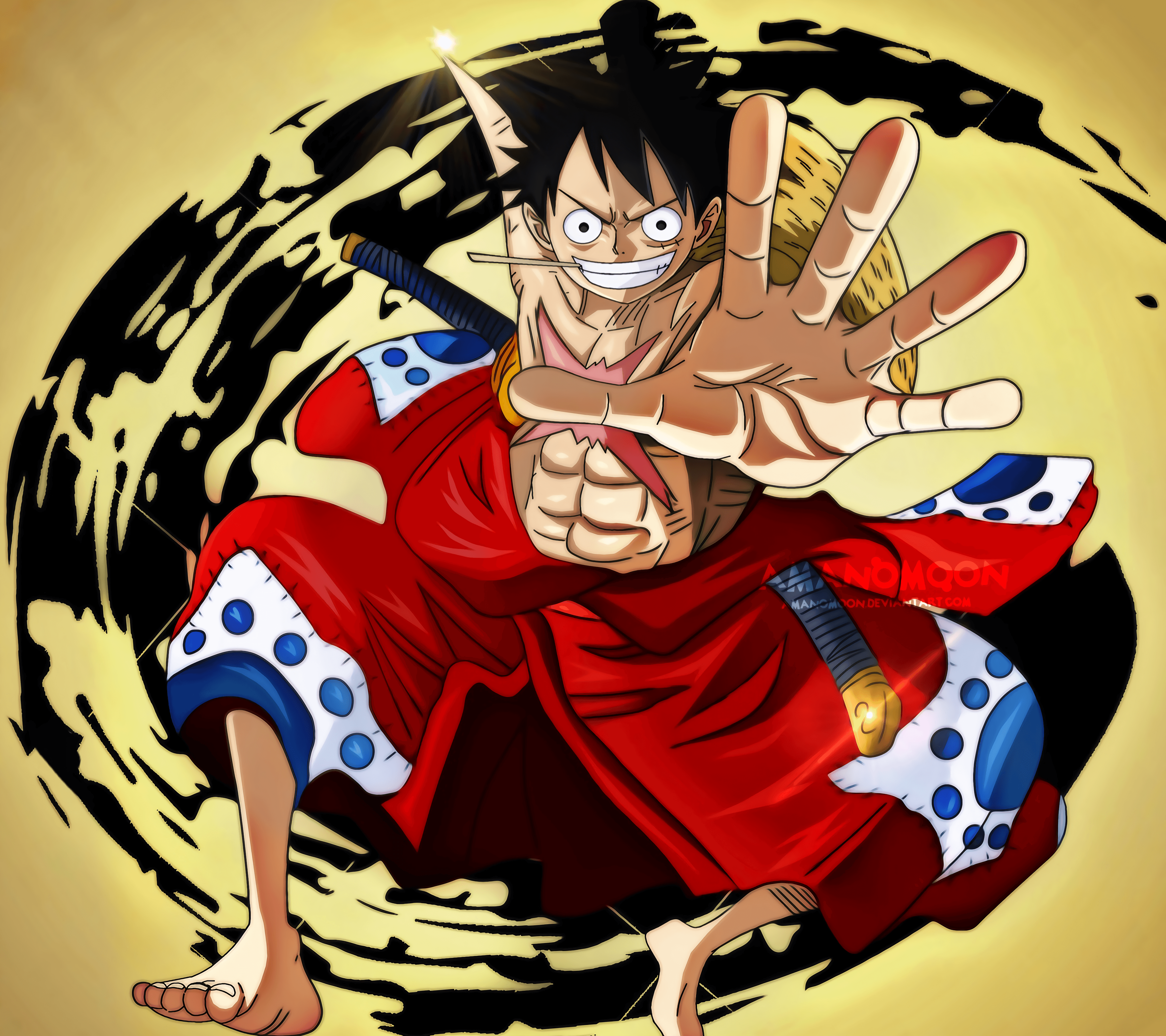 Luffy Wallpapers On Wallpaperdog