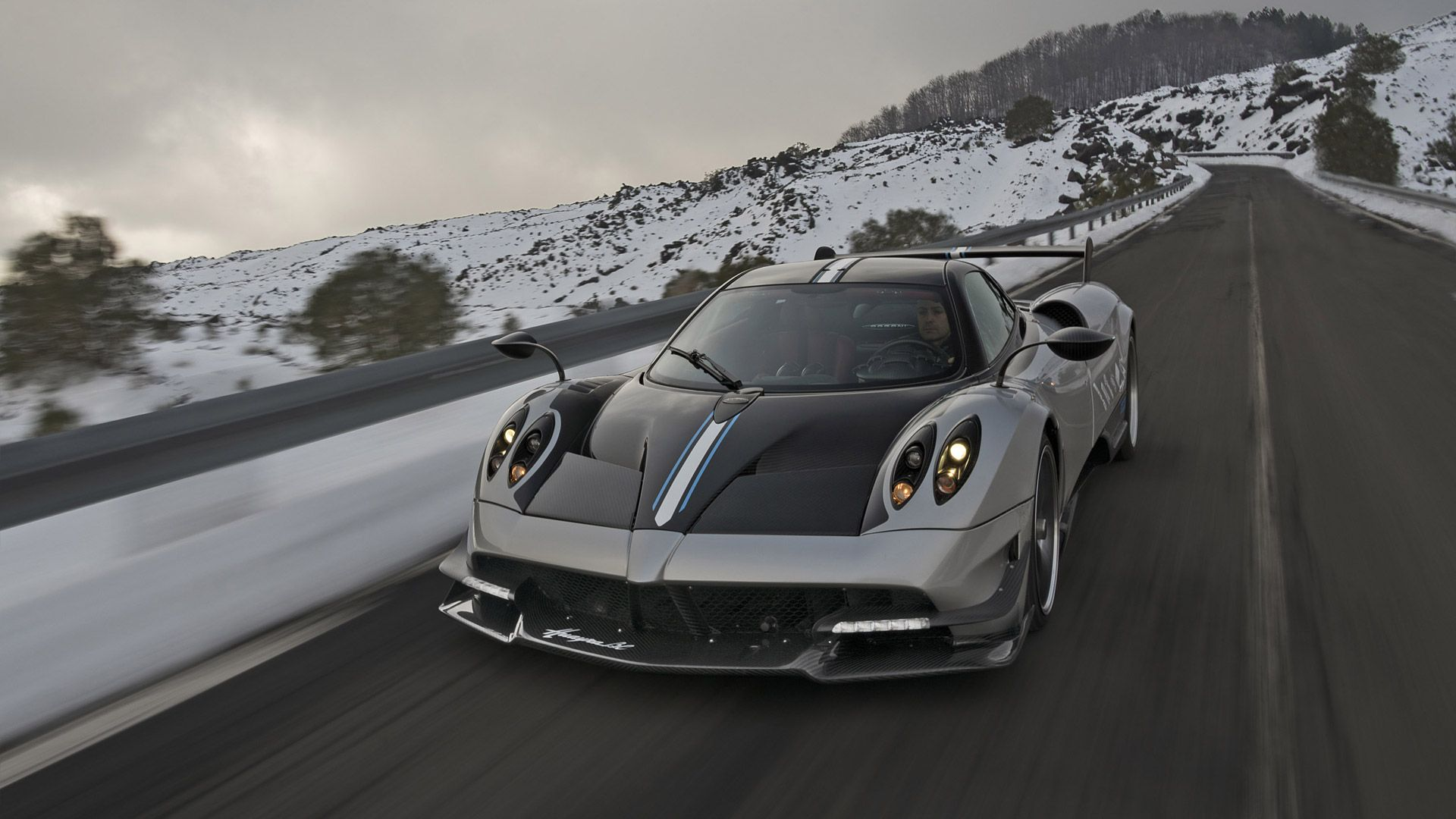Pagani Wallpapers On Wallpaperdog