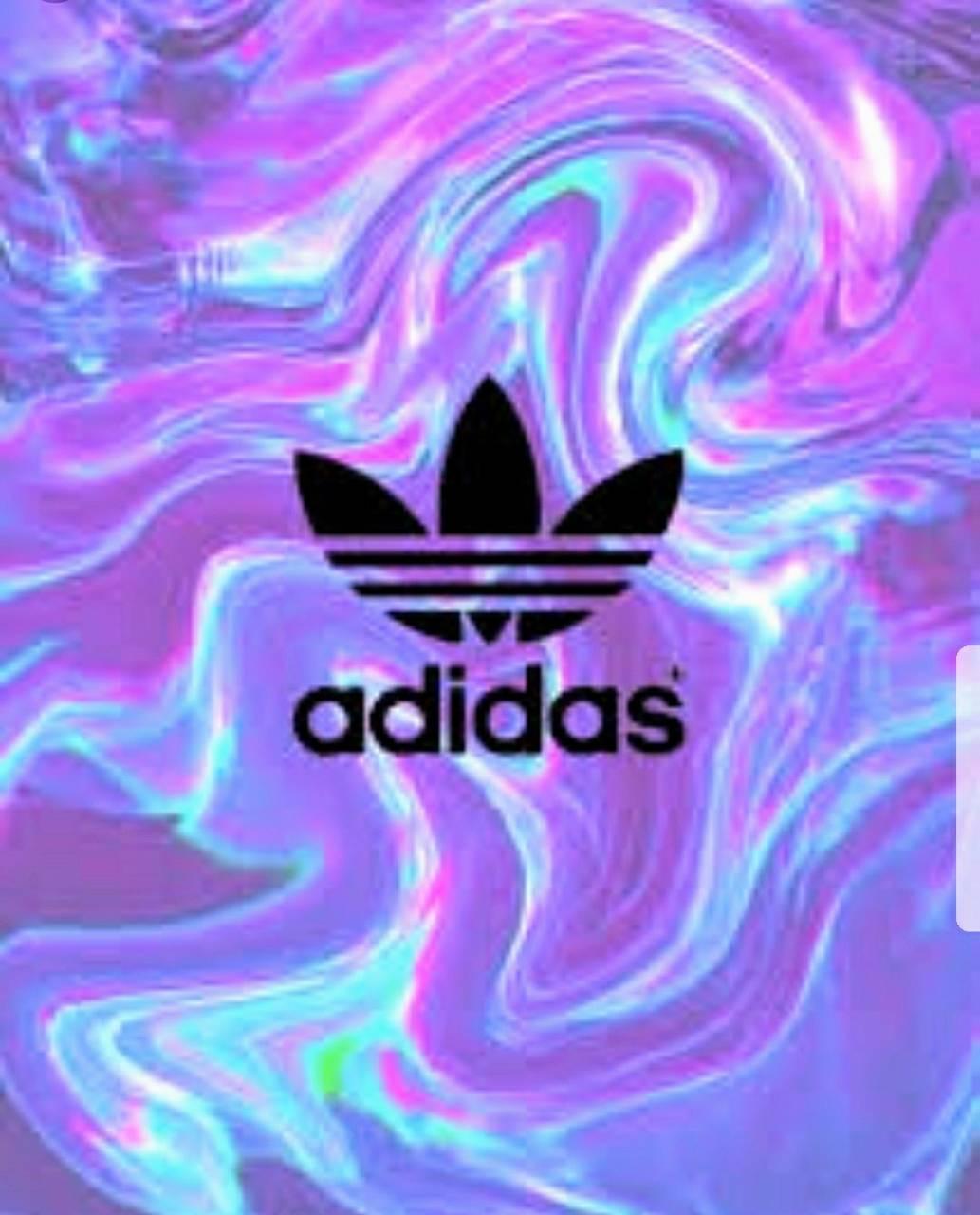 Purple Adidas Wallpapers On Wallpaperdog