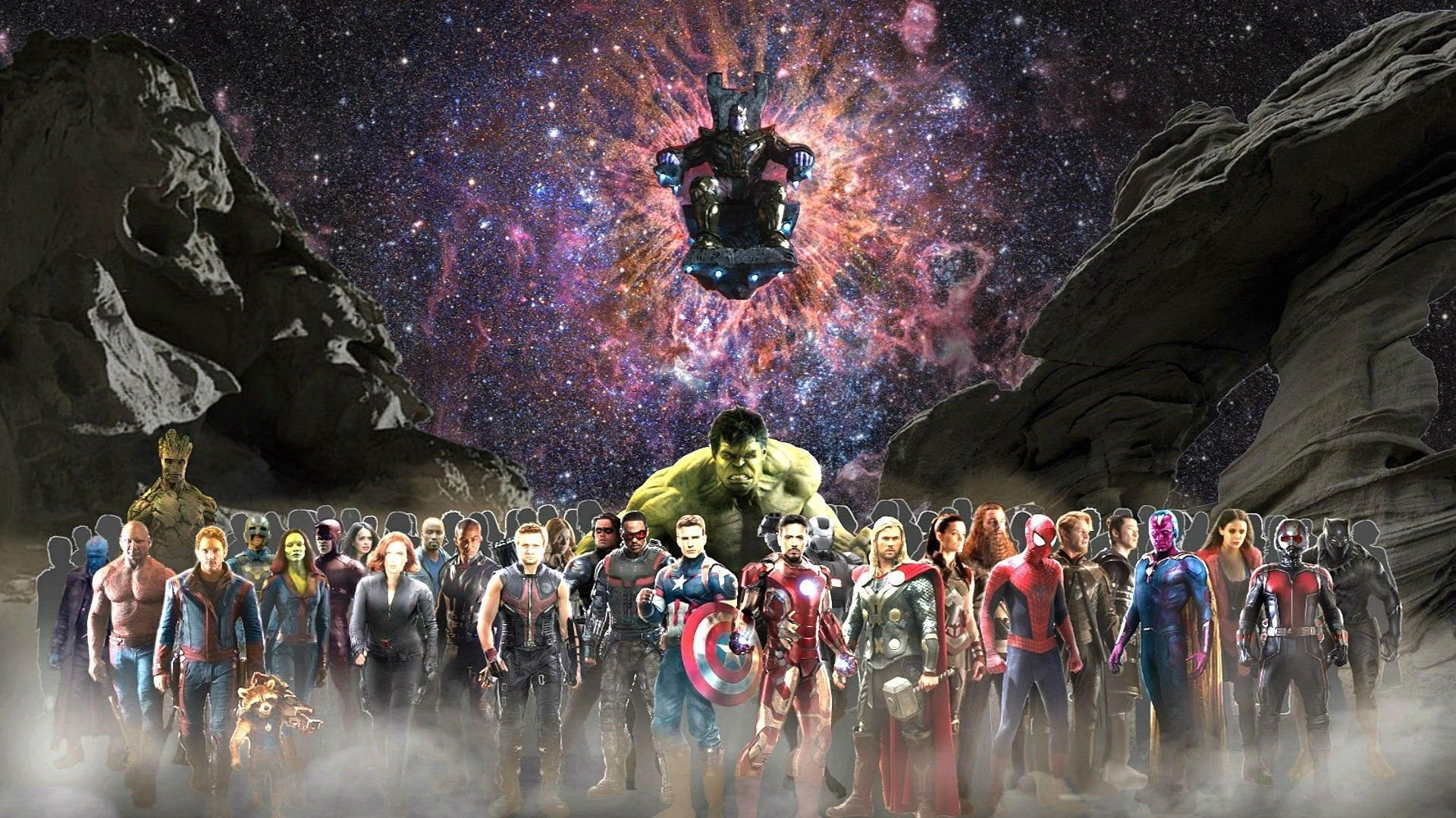 Cool Avengers Wallpapers For Pc