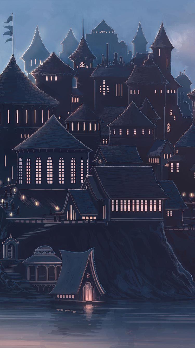 Harry Potter Hogwarts Iphone Wallpapers On Wallpaperdog