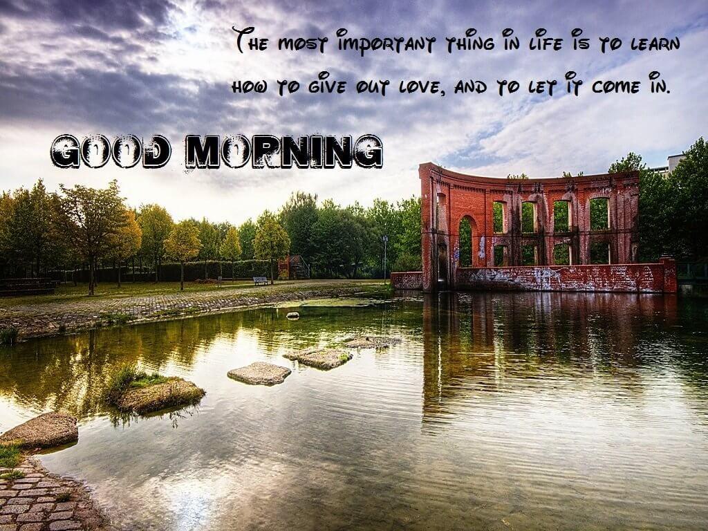 Good Morning Nature Wallpapers On Wallpaperdog