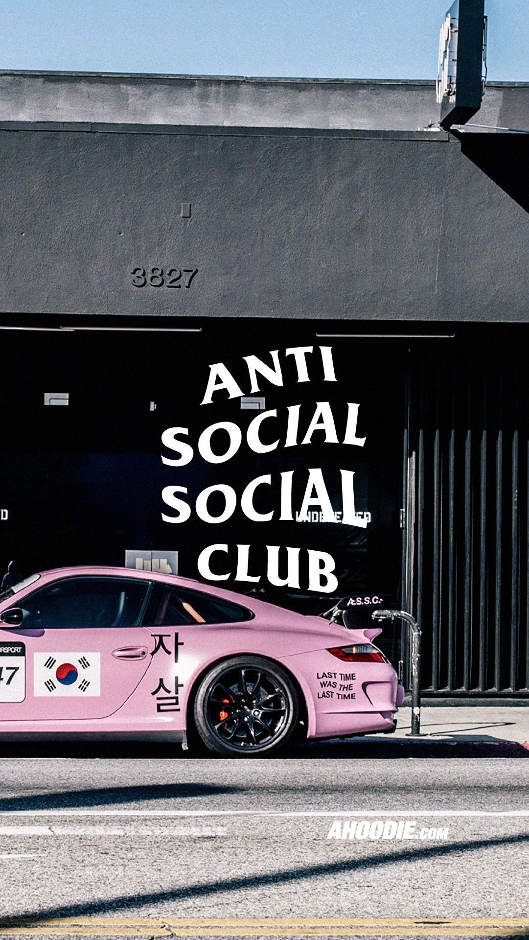 Orange Anti Social Social Club Wallpapers On Wallpaperdog