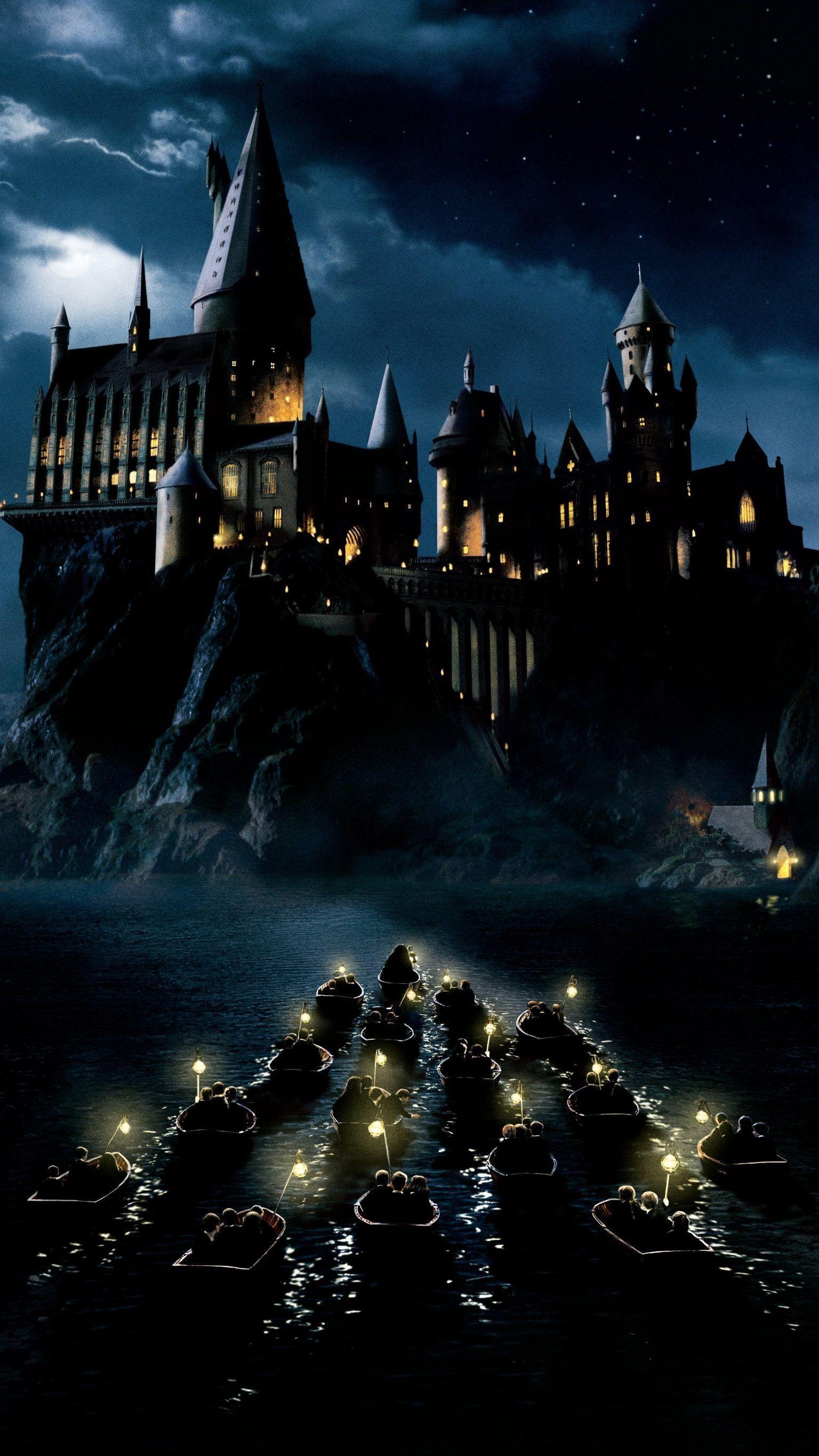 Hogwarts Disney Castle Iphone Wallpapers On Wallpaperdog