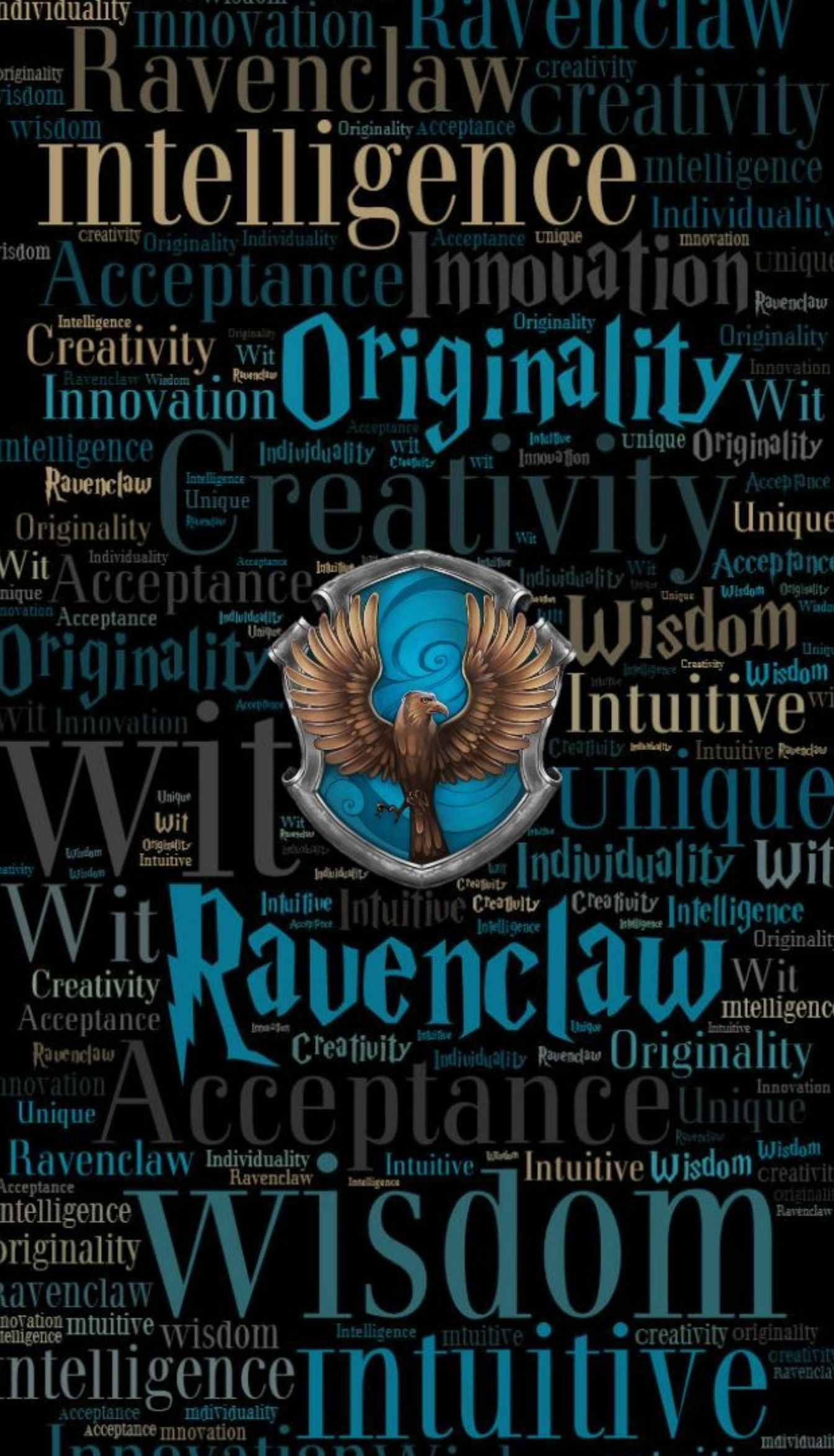 Harry Potter Ravenclaw Phone Wallpapers ...