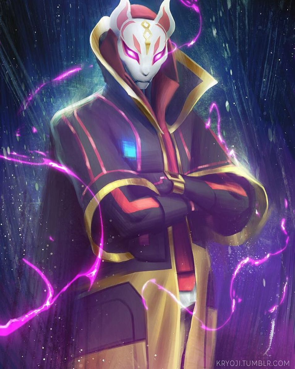 Drift Fortnite Best Wallpapers On Wallpaperdog