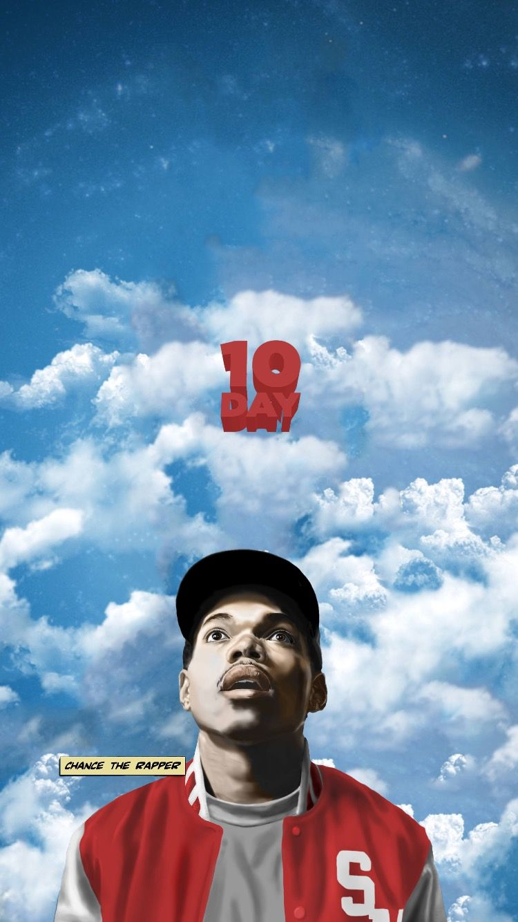 Chance The Rapper Iphone Wallpapers On Wallpaperdog