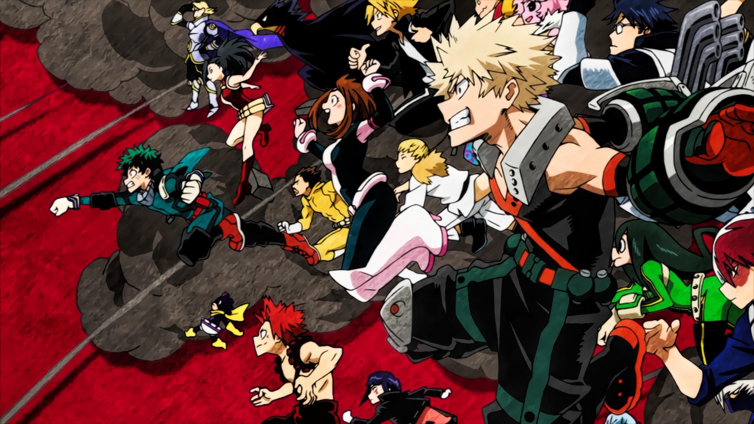 20+ Anime Halloween Wallpaper Mha Wallpapers