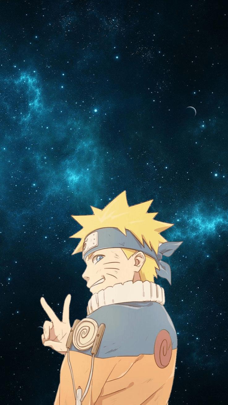 Naruto Lock Screen Wallpapers On Wallpaperdog