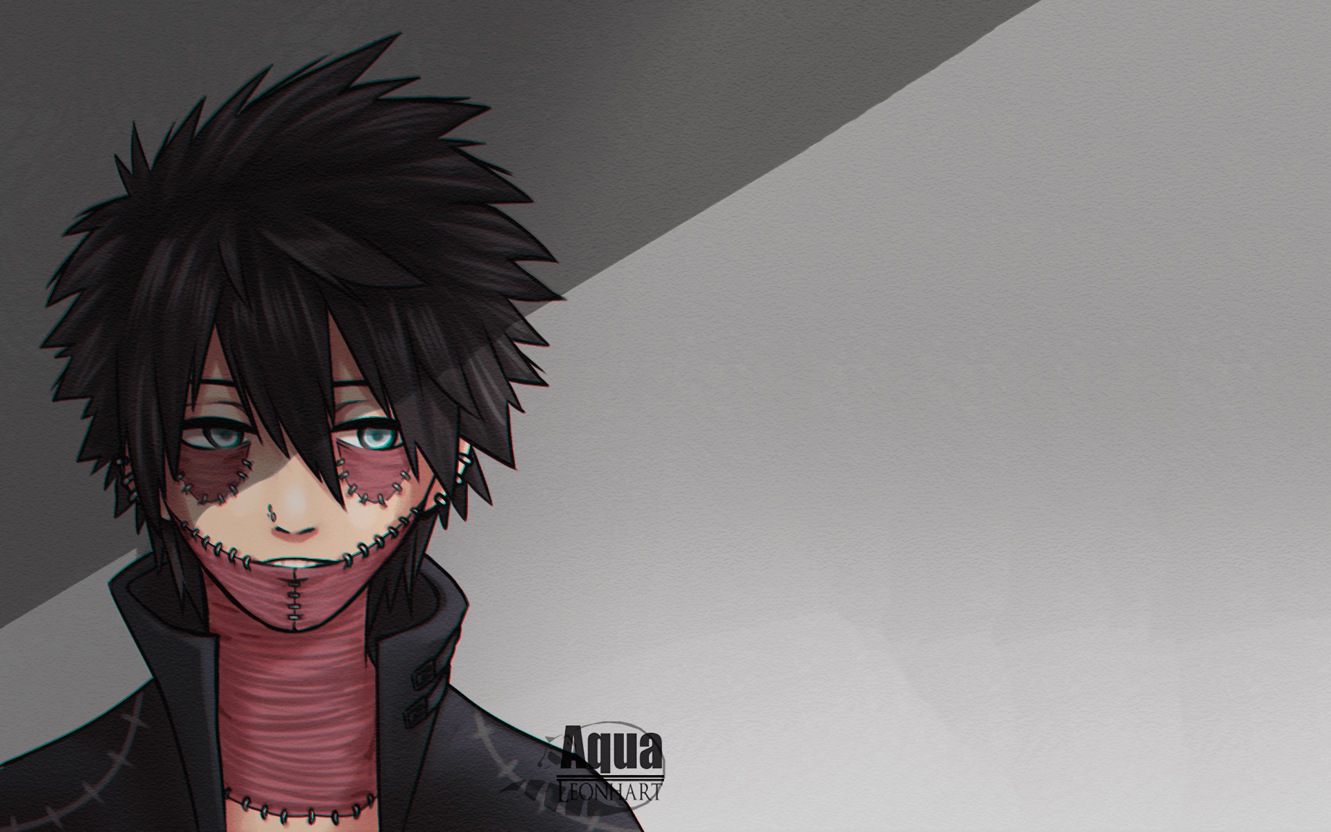 Dabi Bnha Laptop Wallpapers On Wallpaperdog