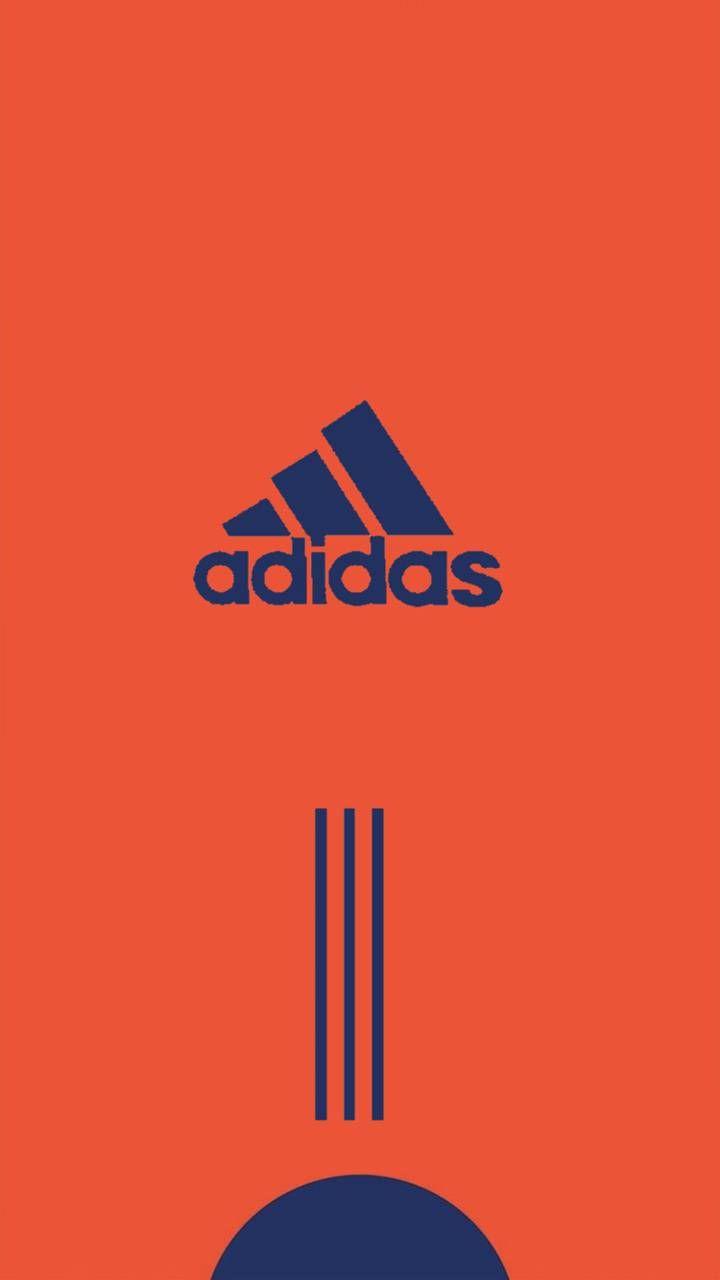 Adidas Orange Wallpapers On Wallpaperdog