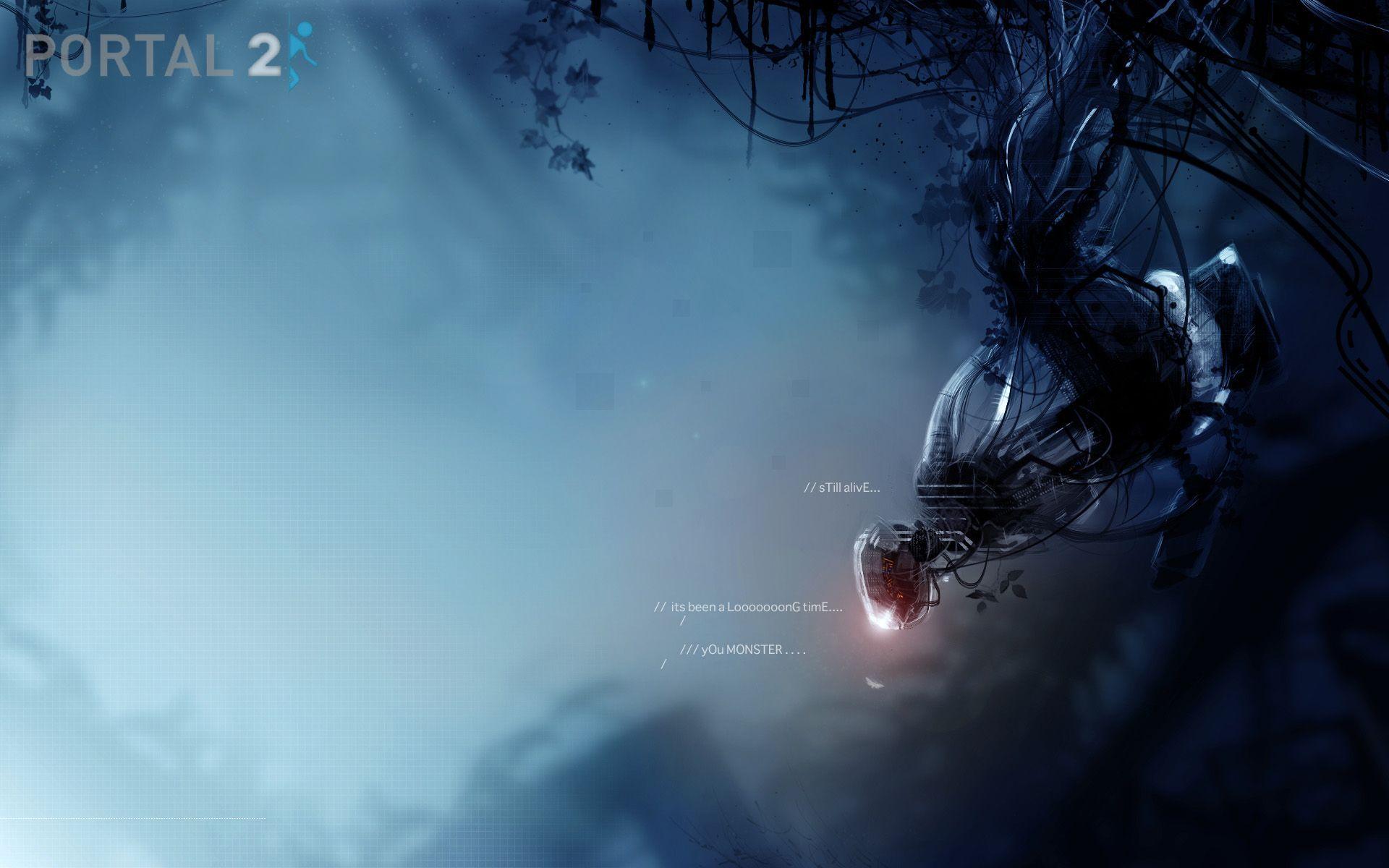 Portal 2 Desktop Wallpapers on WallpaperDog