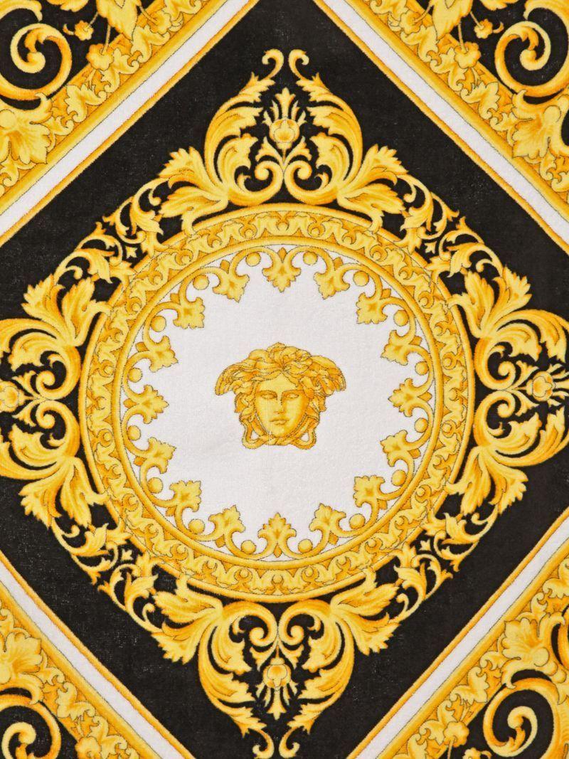 Gold Versace Wallpapers On Wallpaperdog