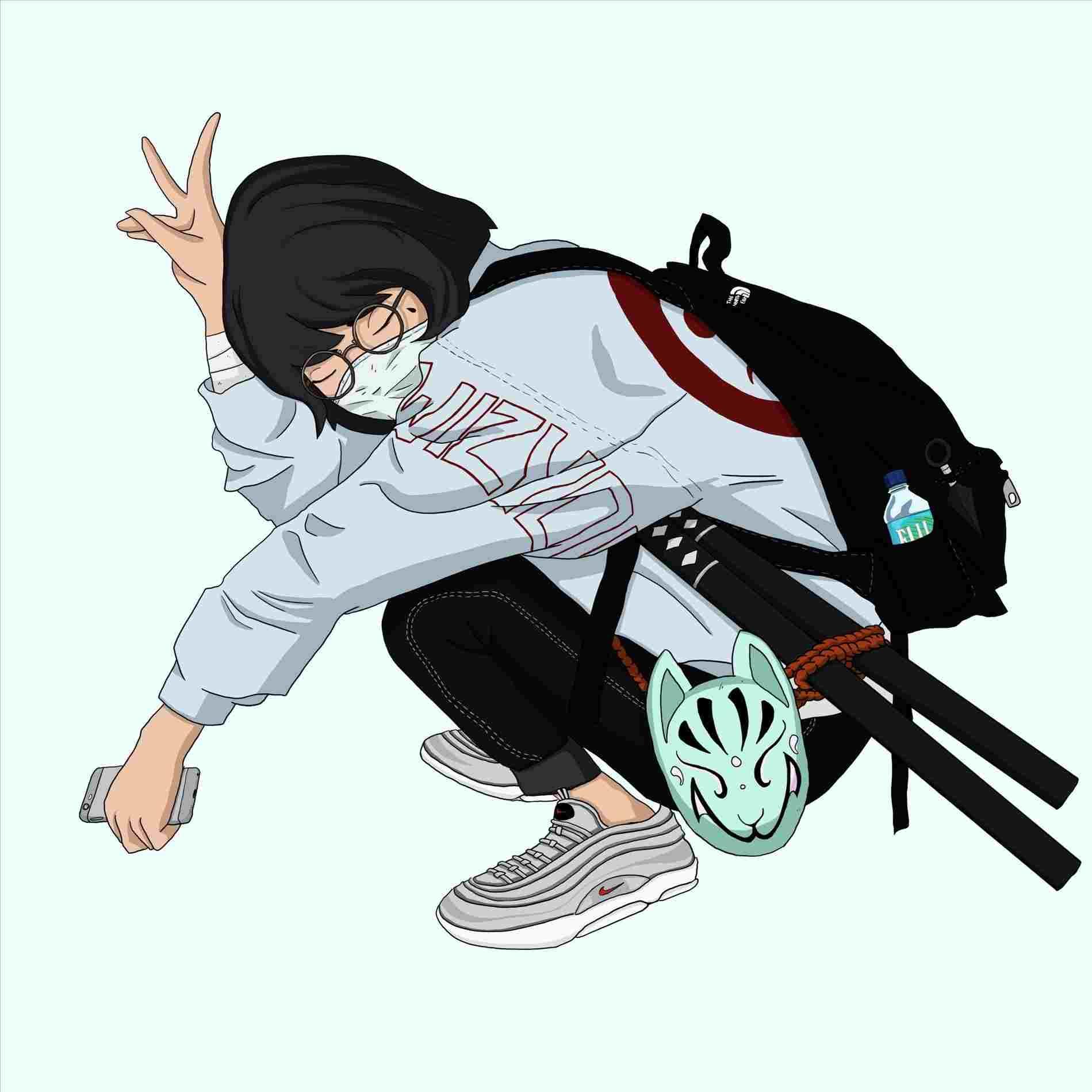 Scarlxrd Anime Wallpapers on WallpaperDog