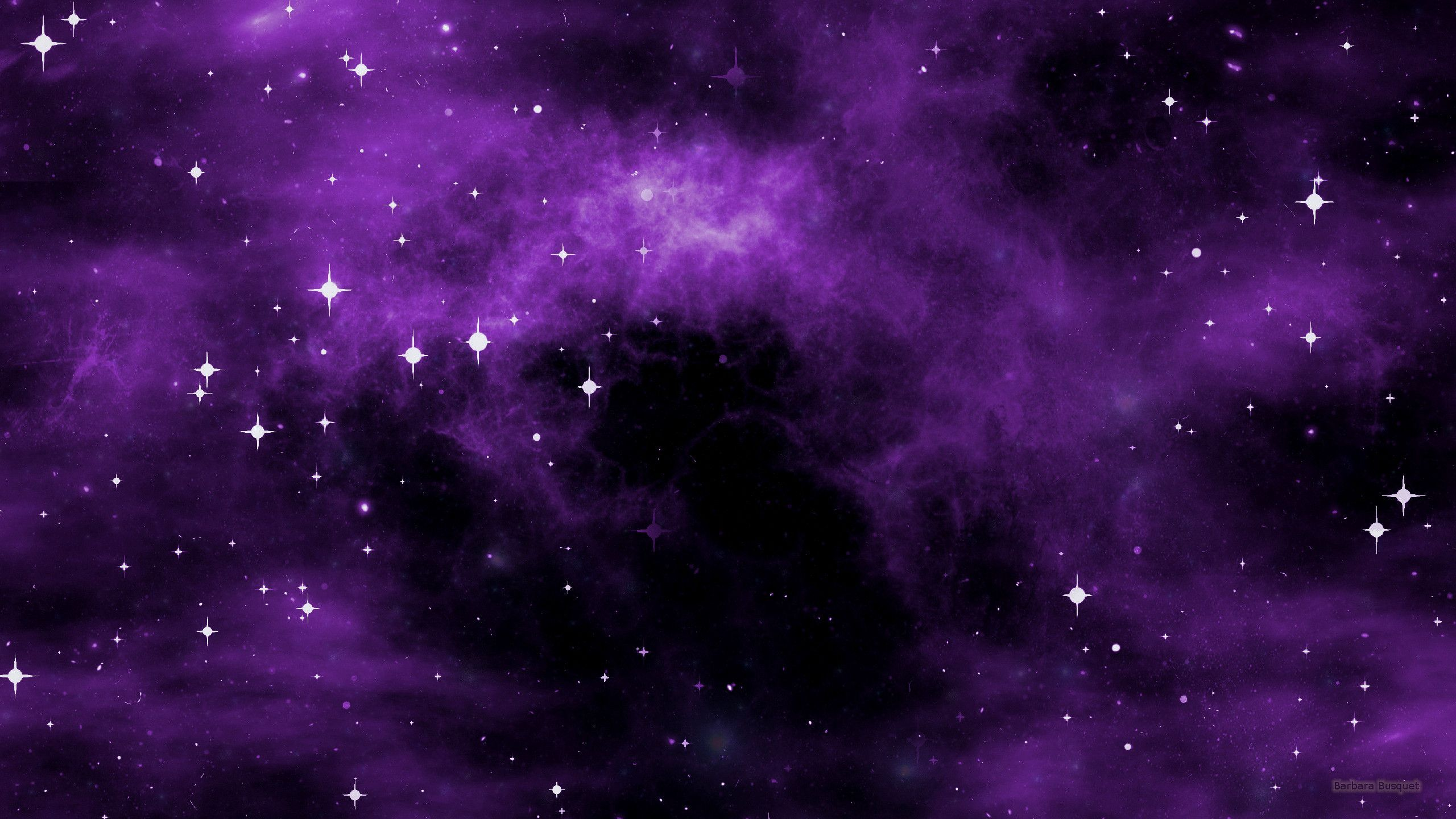 Purple Galaxy Wallpapers On Wallpaperdog