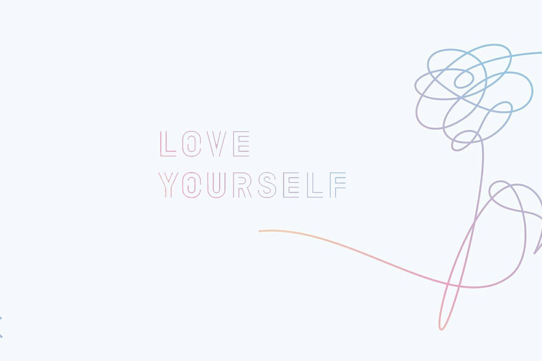 Love Yourself Answer Bts Laptop Wallpapers On Wallpaperdog