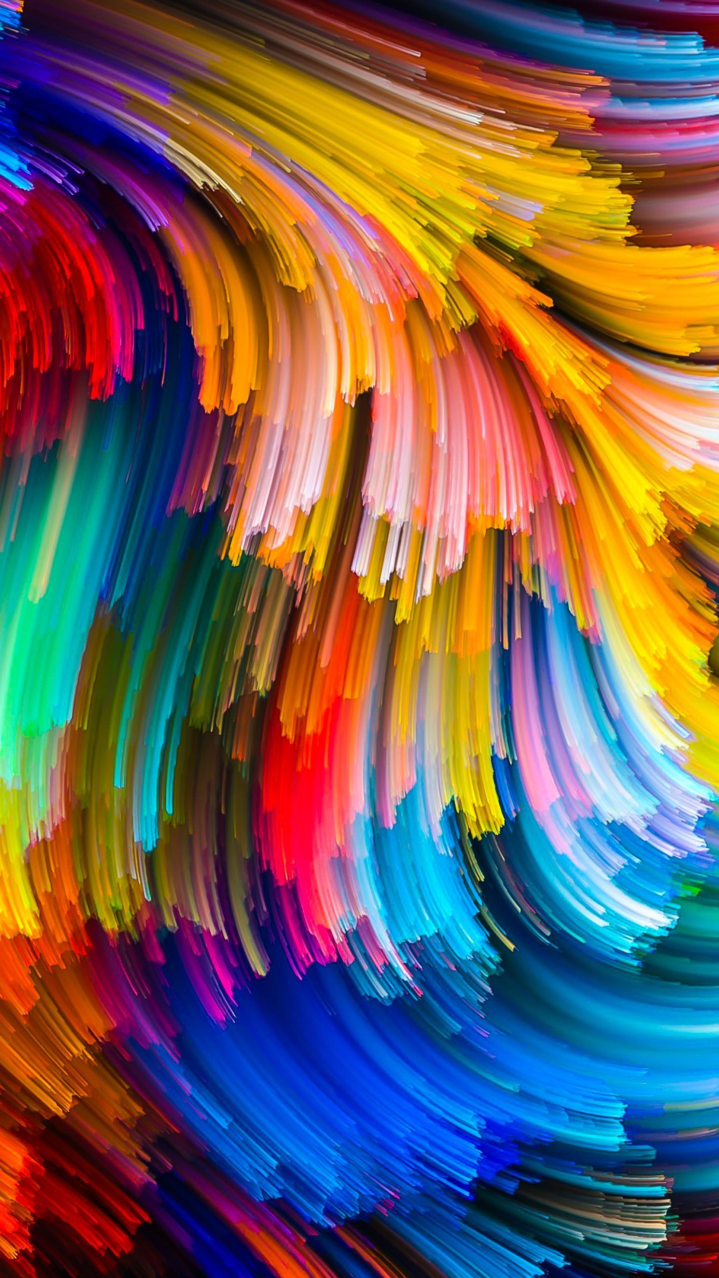 Colorful Smartphone Wallpapers On Wallpaperdog