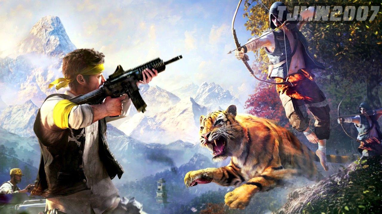 Best 4K Gaming Wallpapers on WallpaperDog