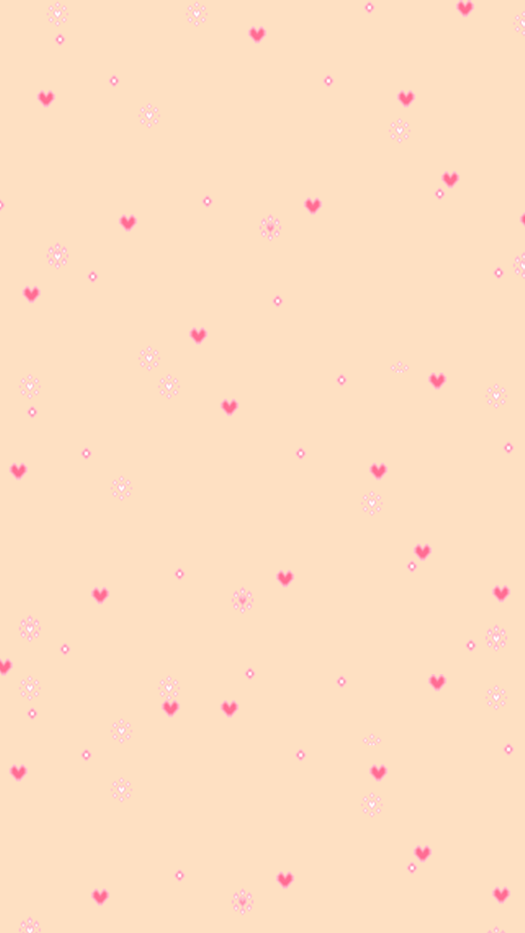 Pastel Peach Aesthetic Wallpapers on