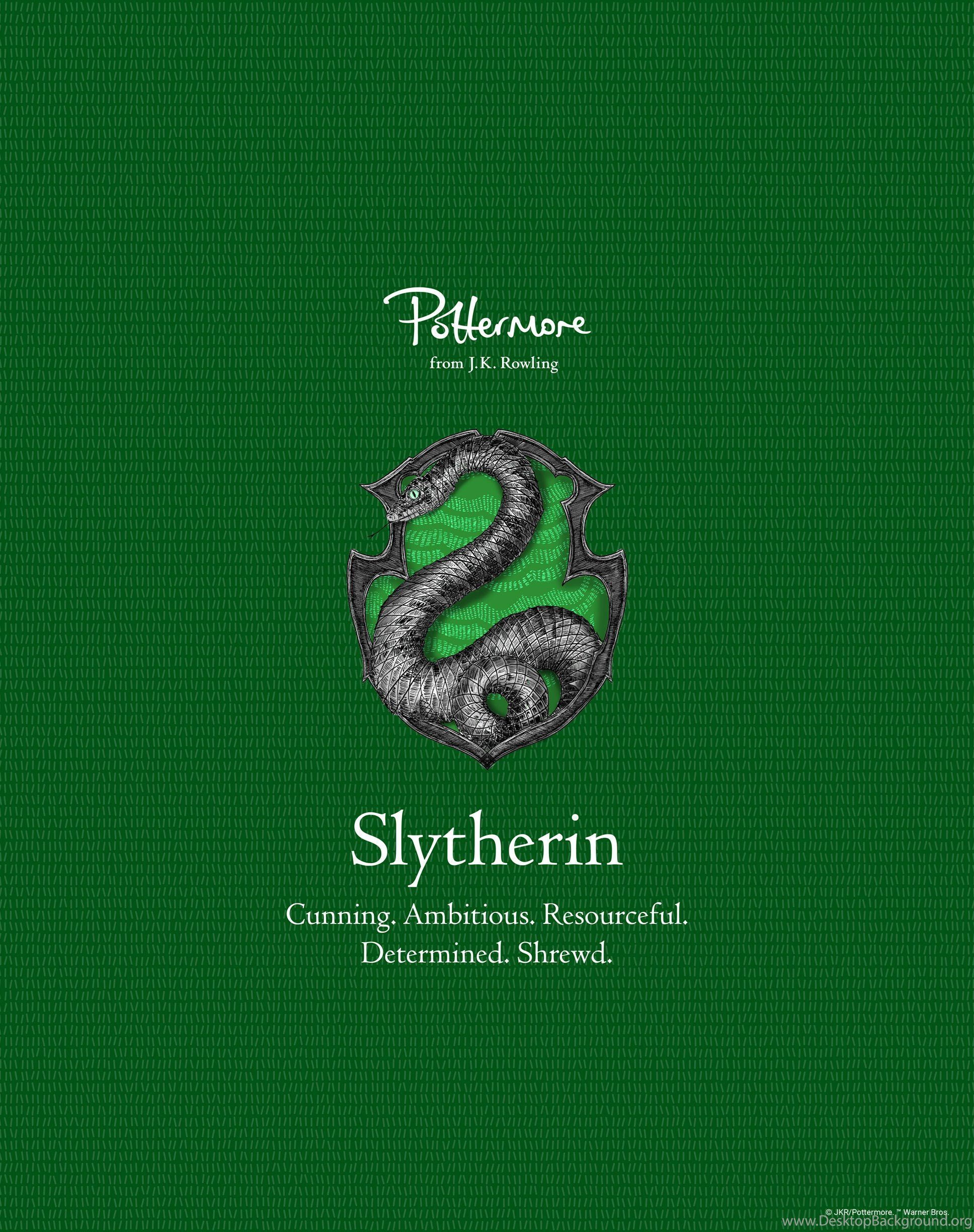 Slytherin Aesthetic Desktop Wallpapers On Wallpaperdog