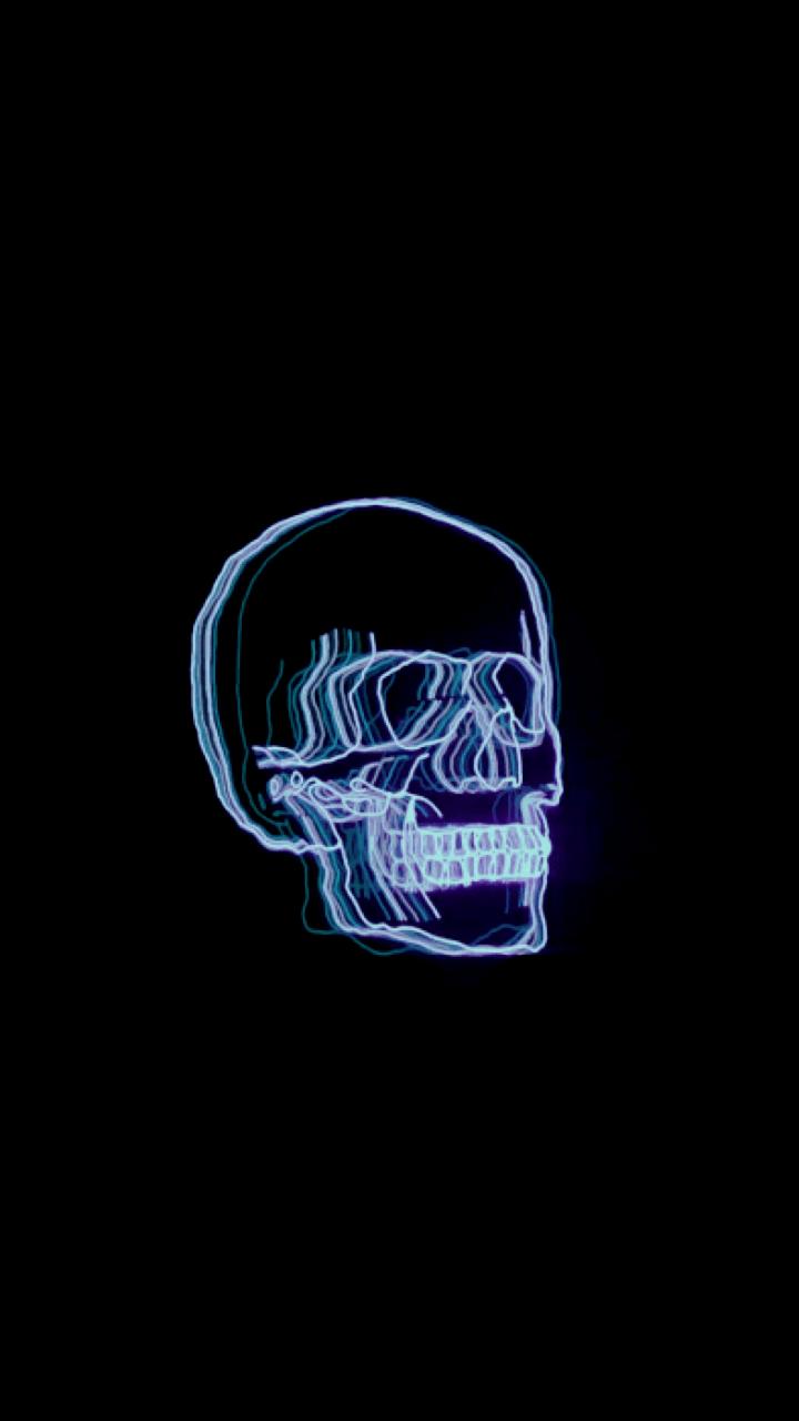 Black Neon Aesthetic Wallpapers On Wallpaperdog