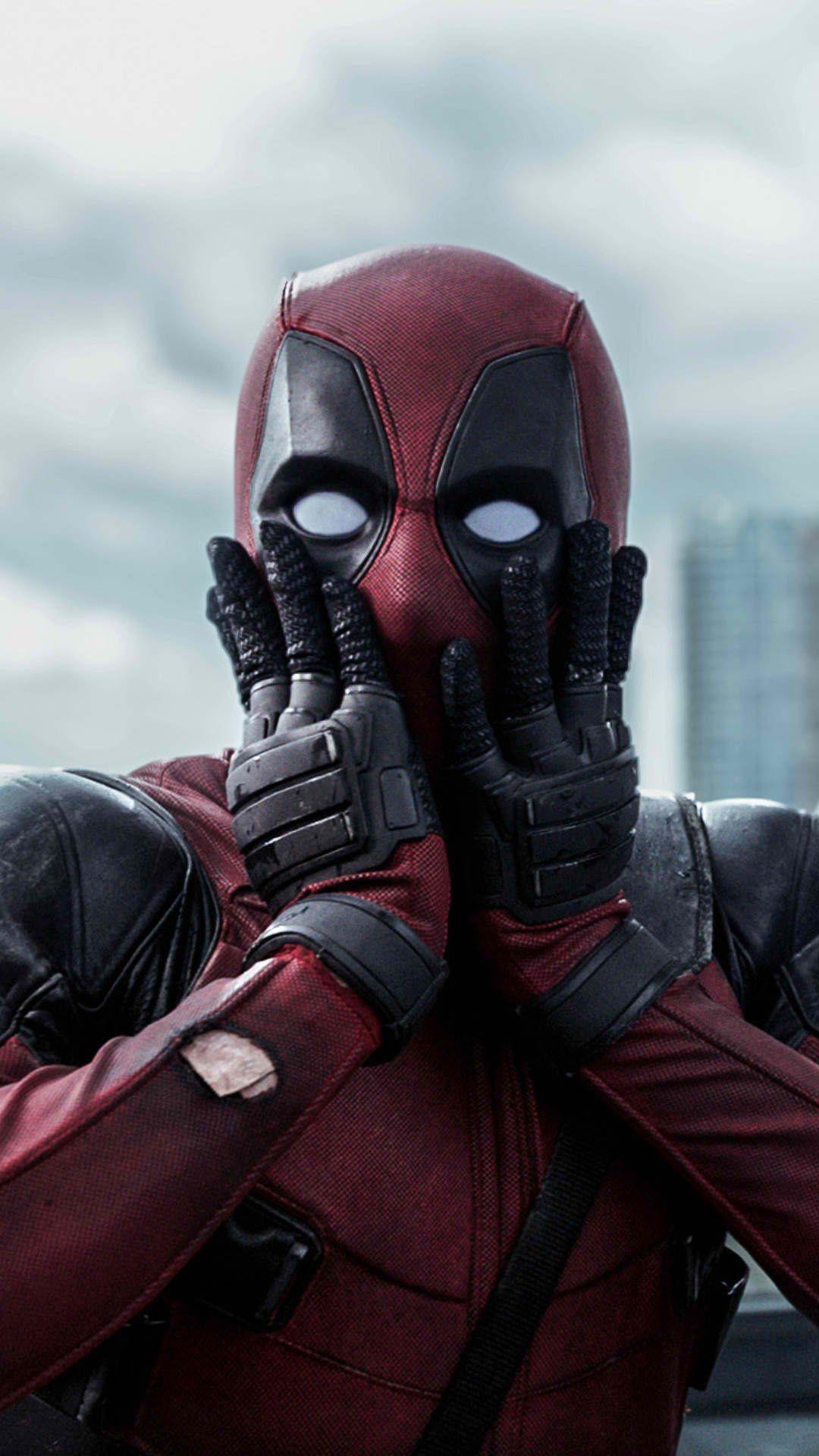 Deadpool Movie Logo Hd Wallpapers On Wallpaperdog