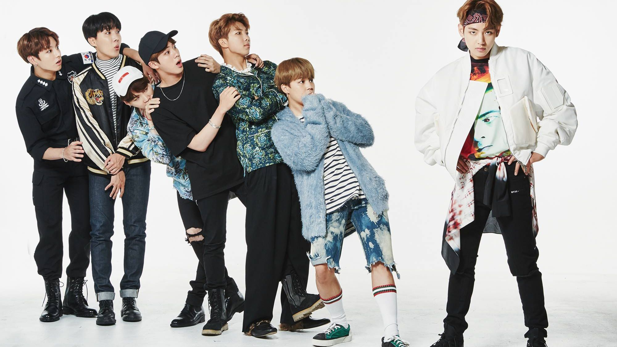 Bts Cute Desktop Wallpapers On Wallpaperdog This season of @bts_twt bon voyage is going to be something special. bts cute desktop wallpapers on wallpaperdog