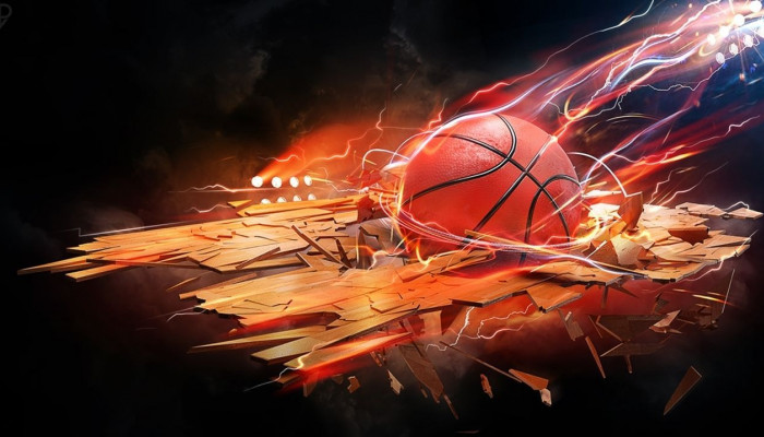 Awesome Basketball Wallpaper