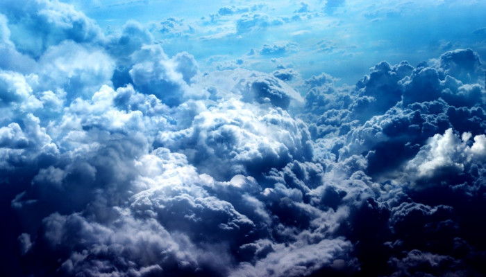 Clouds Desktop Wallpaper